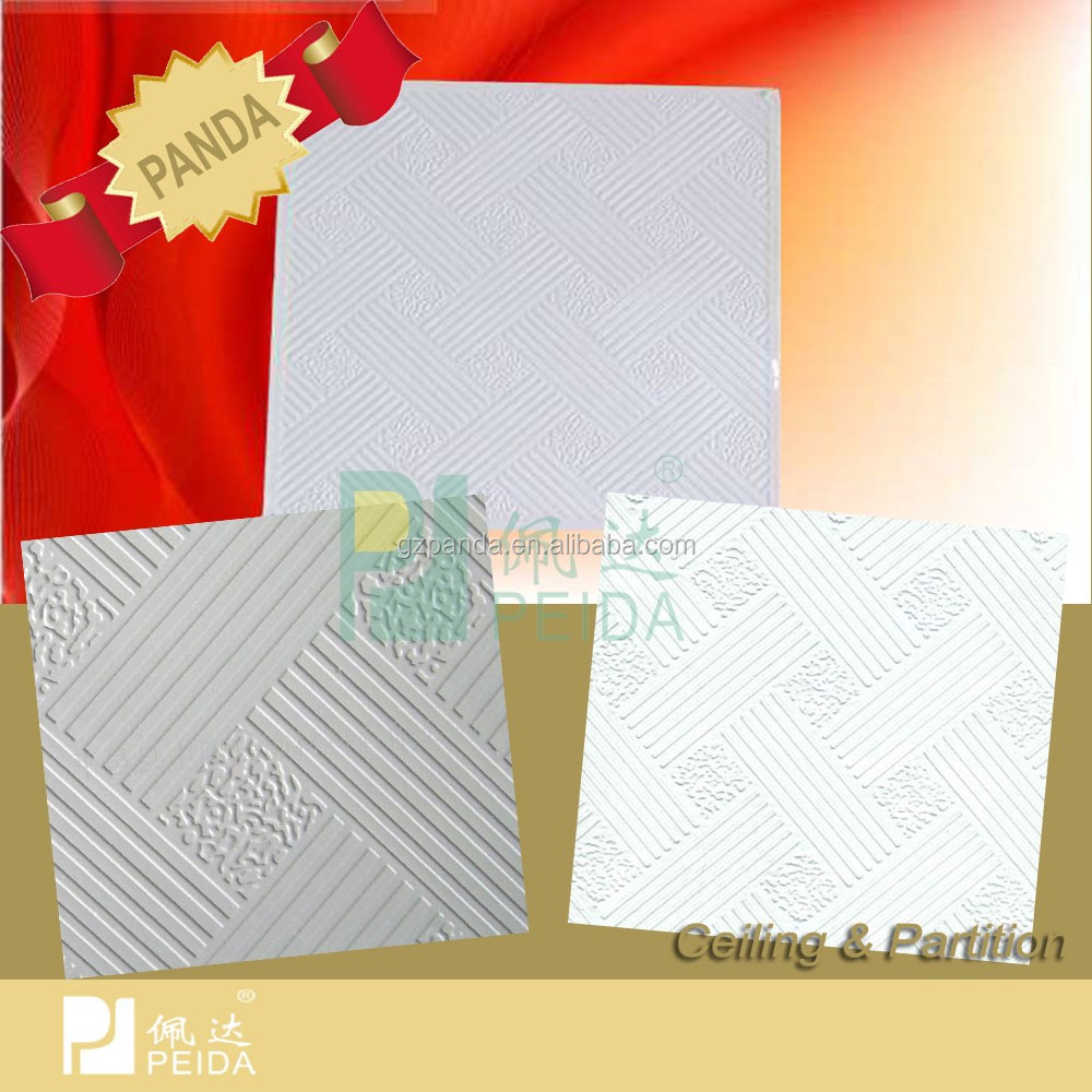 Wholesale suspended ceiling tiles material online buy best cheap strongsuspendedstrong pvc gypsum strongceiling dailygadgetfo Gallery