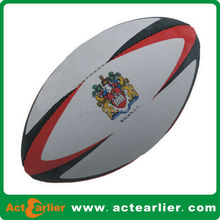PVC Leather Mini Rugby Ball