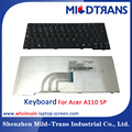 Laptop parts Keyboard for Acer A110 SP Brand new