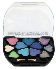 Fate of Flower High Quality 14 Color Yiwu Wholesale Eyeshadow Palette