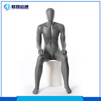 Different Size Shop Display Clothes Fiberglass