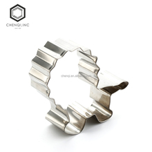 Durable High quality stainless steel Cookie Cutter Mini cute lion shape baking tools