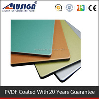 Alusign bathroom plastic wall panels corrugated sandwich panel aluminum composite panel