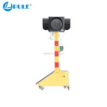 Popular decorative traffic lights solar mobile traffic light central control traffic light