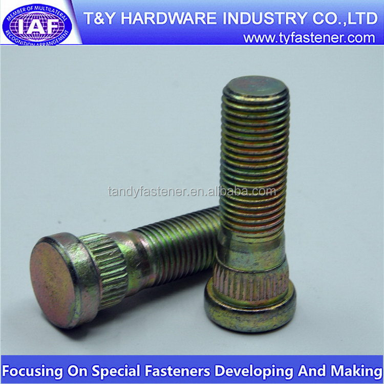 High Precision Promotion personalized color titanium wheel bolt