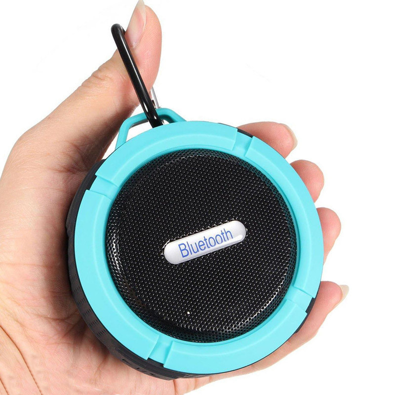 2016 latest innovative new products mini water proof shower bluetooth speaker with drum suction cup