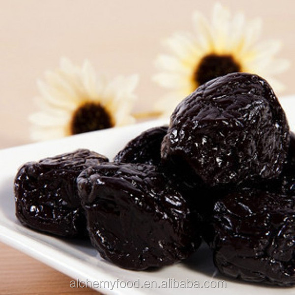 Chinese wholesale high quality Dried prunes