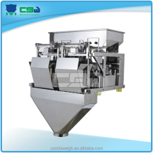 Packing line with Form Fill Seal Food Packaging Machine automatic multihead weigher