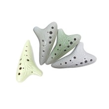 Alto Ceramic 12 Holes Sunset Scenery Painting Ocarina