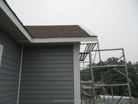 Professional exterior siding,pvc exterior wall panel for house design