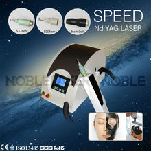 2014 hot new Q-switched melanin q switch nd yag laser tattoo removal system