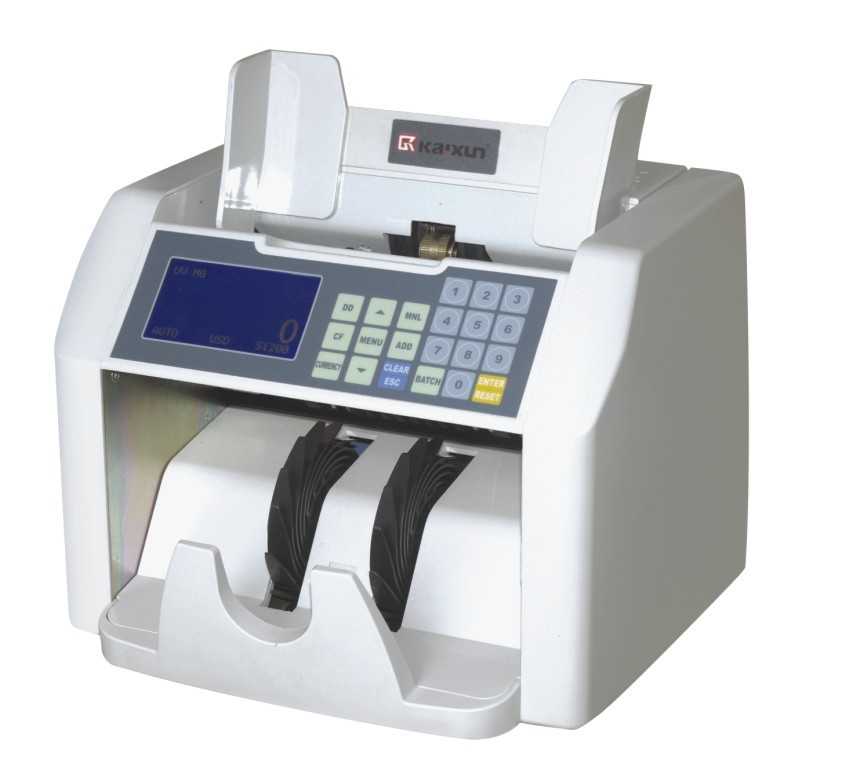 The new Convenient and practical intelligent coin sorter and counter 088A1