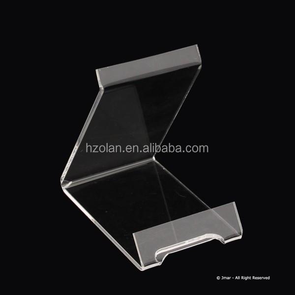 acrylic plate stand display & acrylic plate stand display_Yuanwenjun.com