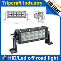 Promotion sale! 7.5'' 36W OFFROAD LED LIGHT BAR 3060lm waterproof Led Work Light Bar suit all car