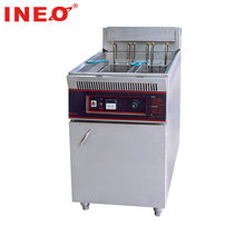 40L Big Electric Industrial Deep Fryer/Deep Fat Fryer Machine/Oil-Water Fryer