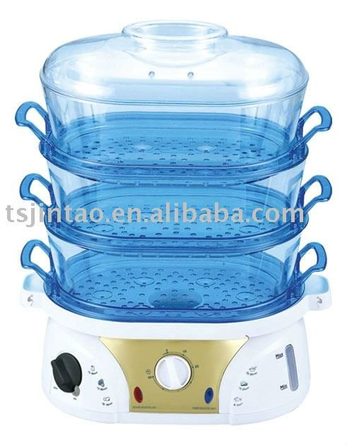Electronical keep warm food steamer,rice cooker