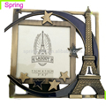 Mini album France paris souvenir metal photo frame