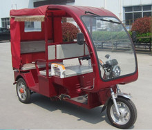high quality hot sales 48v500w/800w/1000w electric rickshaw/tuk tuk/ taxi vehicle cargo for passenger