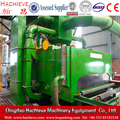 Qingdao steel plate shot blasting machine supplier