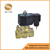 low price Factory direct 12V pilot operated electric actuator brass solenoid valve for sale