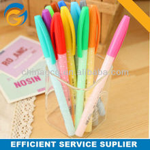 2013 Hot Selling Cartoon Printing Plastic WaterColor Pen