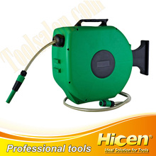 Auto Retractable Water Hose Reel with 20m Hose Length