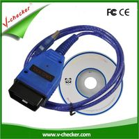 V-checker famous KKL USB diagnostic tool