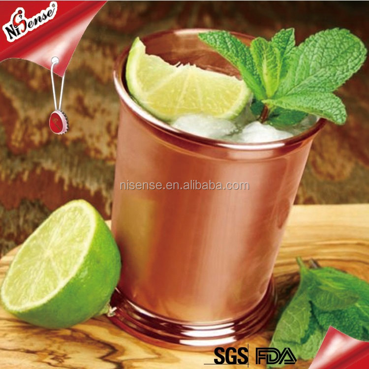 Factory Supply Attractive Price Copper Drinking Wine Cup For Sale
