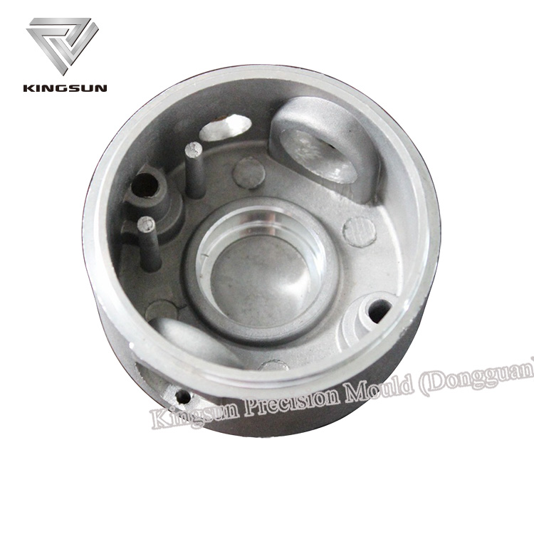 Aluminum Alloy Supporting Base, die casting spare part for Automotive ,OEM making