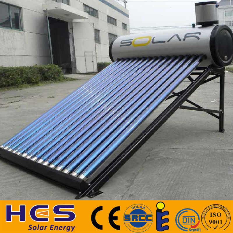 Uac Model Compact Pressurized Swimming Pool Solar Water Heater ...