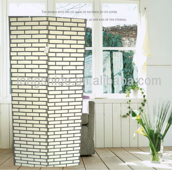 hot sale folding screens cheap accordin 2 panel room divider