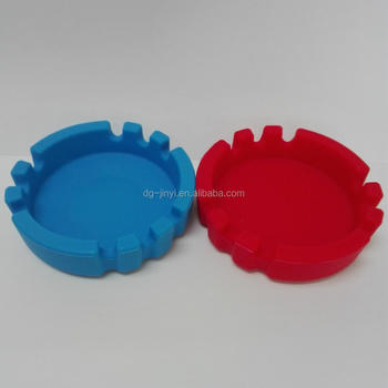 New Style Silicone Ashtray Small Size For Indoor Ashtray