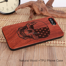 Top Sale Cell Phone Case Cover For iPhone 6, Wholesale Case wood case for iphone 5s