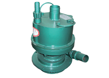 Agriculture farming use pneumatic submersible pump