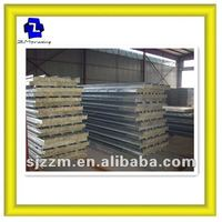 rock wool sandwich panel wall cladding