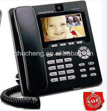 Easy Phone VoIP Big Button Smart VoIP WIFI SIP Phone GXV3140