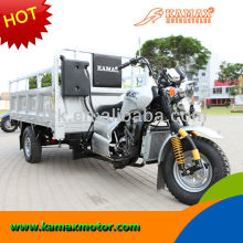 Hydraulic self dumping heavy loading 250cc Cargo Tricycle