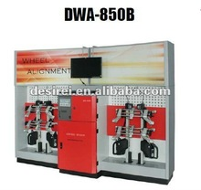 CCD WHEEL ALIGNMENT/CAR TIRE MACHINE WITH CE