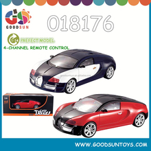 4 channel remote control car with light rc racing toys for kids small remote control toy for children 018186