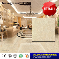 Top grade polished porcelain floor tiles with spanish design