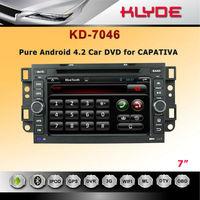 2 din 9 inch car dvd player TV for chevrolet spark car audio system