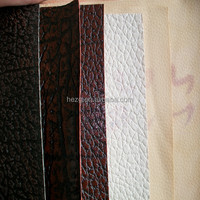 High Quality PVC artificial Leather for sofa, furniture and handbag