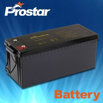 12V 200AH Sealed Lead-acid Battery for UPS/Solar Energy Systems/Maintenance-free/Deep Cycle Design