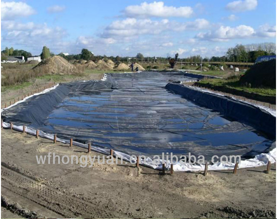EPDM Waterproof Membrane with High Quality