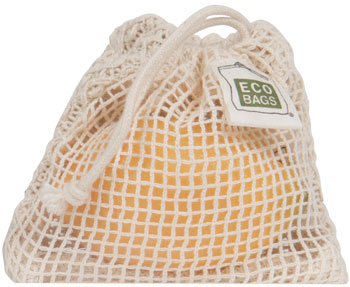reusable mesh produce bags,mesh grocery bag,cotton mesh bag
