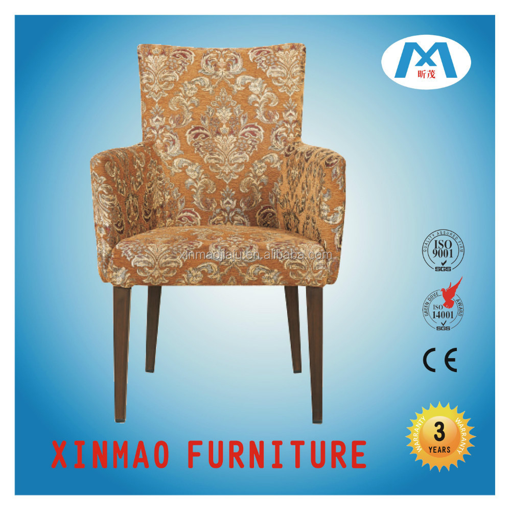 2015 new Aluminum Imitation wood chair, dining chair, wedding chair