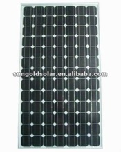 Germany manufactured SolarWorld solar cell mono 265w solar module