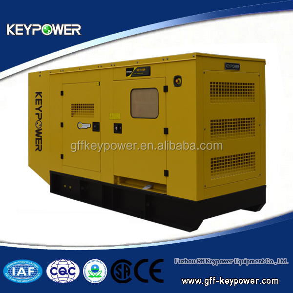 Linear Alternator for 100kw Diesel Generators Prices with Generator Parts