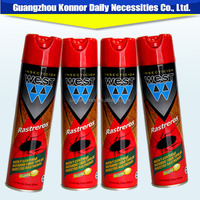 Multi-purpose pest control spray and insecticide repellent killer aerosol