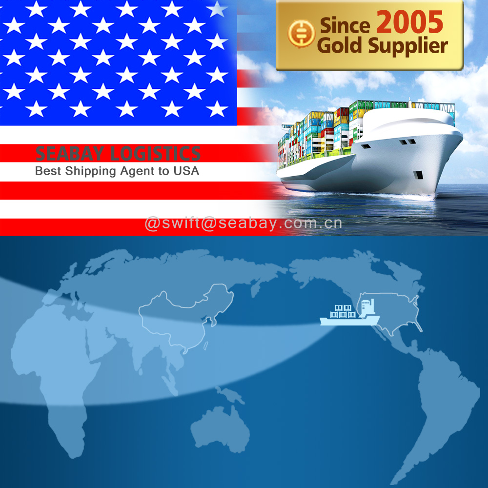 Professional Amazon FBA Logistics Shipping service from China to USA